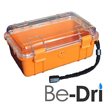 Good Be Dri Waterproof Storage Dry Box Container With Lanyard. Perfect For  Boating, Fishing,