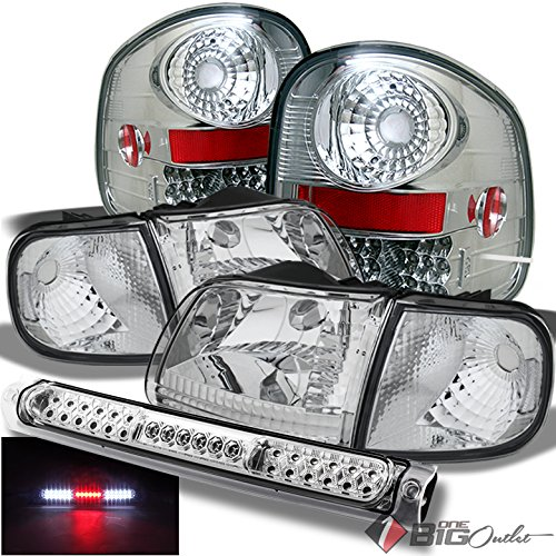 99 f150 headlights and taillights - 8