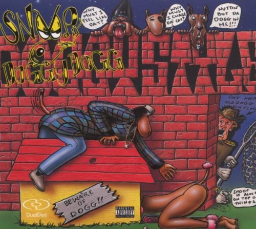 CD : Snoop Dogg - Doggystyle [Explicit Content] (Enhanced, Digipack Packaging)