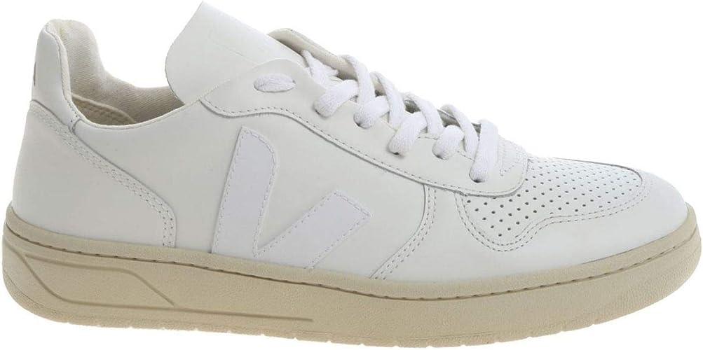 Fielmente Feudal cantante  Moda Veja Hombre VXM021270 Blanco Cuero Zapatillas   Primavera-Verano 20:  VEJA: Amazon.es: Zapatos y complementos