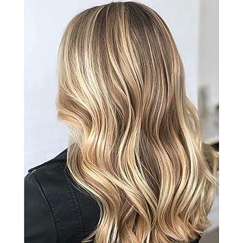 Runature 22 Tape In Long Straight Hair Extensions Natural Human Hair 20pcs 50g Gold Brown