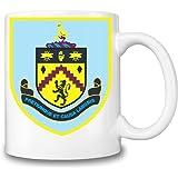 Burnley F.C. Official Logo Mug Cup