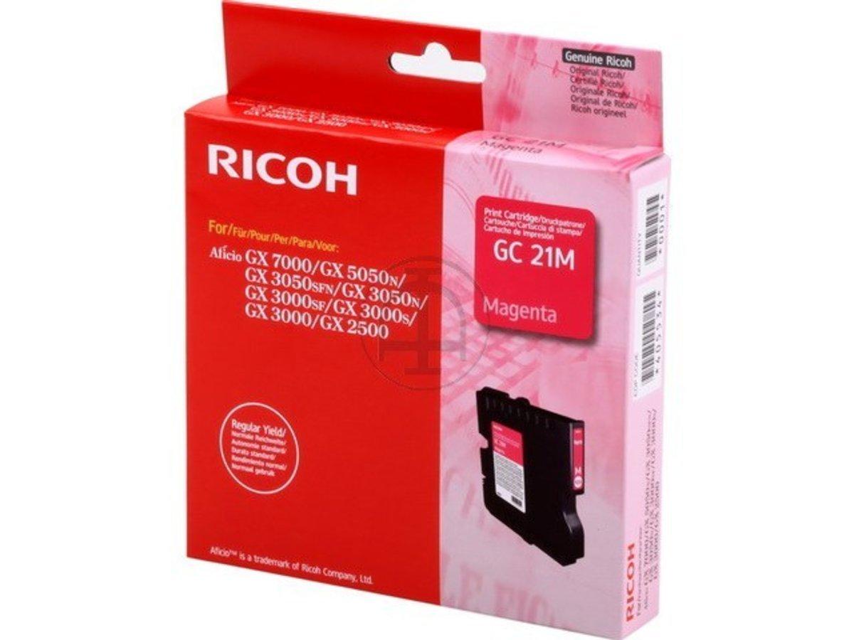 Ricoh (GC-21 M / 405534) consumer - original - consumer 405534) material magenta - 1.000 Pages b9c065