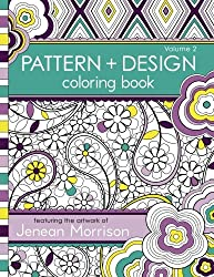 Pattern and Design Coloring Book (Jenean Morrison Adult Coloring Books) (Volume 2)