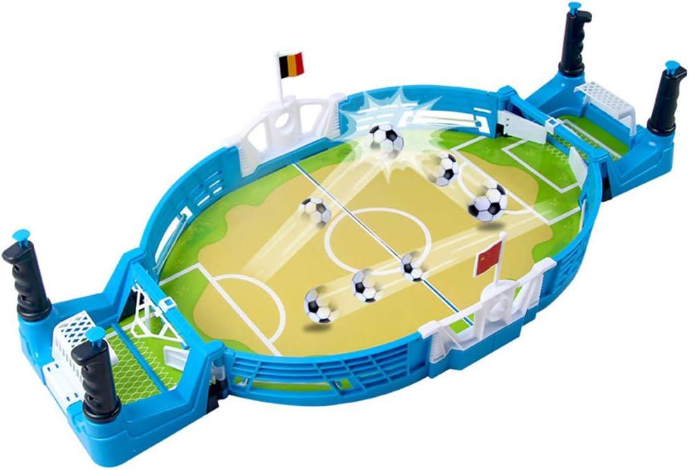 CBA BING Compacto Mini futbolín Tableros de la Mesa de Juego ...