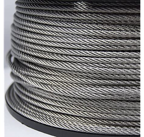 220 m Niro-Stahldraht-Seil 2mm