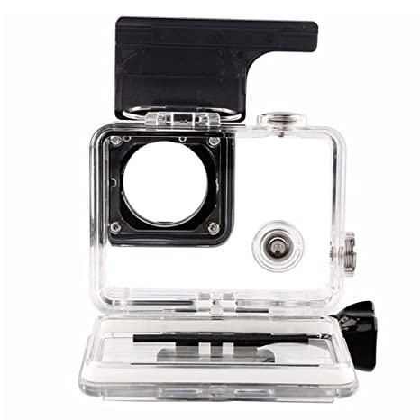 Imported Waterproof Diving Housing Case for GoPro Hero 3+/Hero 4+ Accessory <span at amazon
