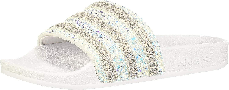 Adidas 10K, Zapatillas para Mujer Blanc Gris Clair Blanc