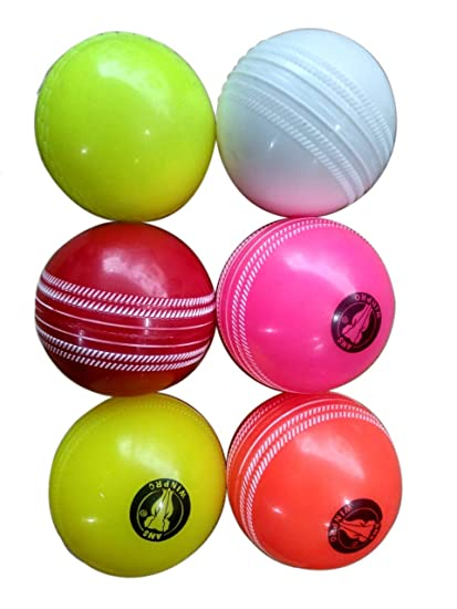 Cricket Wind Balls Outdoor Indoor practise Match coaching Traning White color