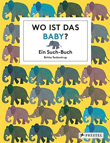 Wo ist das Baby?: Ein Such-Buch