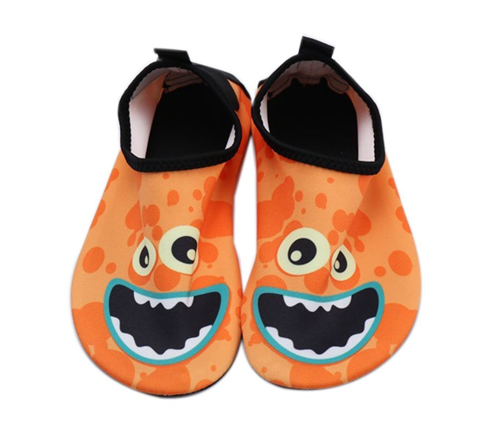 Little Bear Family Childrens Quick-Drying Ultra-Light Beach Non-Slip Shoes