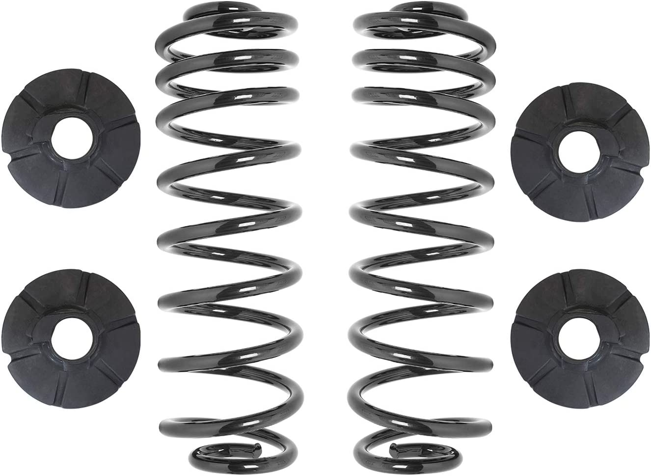 Unity Automotive Elite 30-511000 Rear Coil Replacing Air Spring Conversion Kit 1995-2003 Ford Windstar 2 Pack