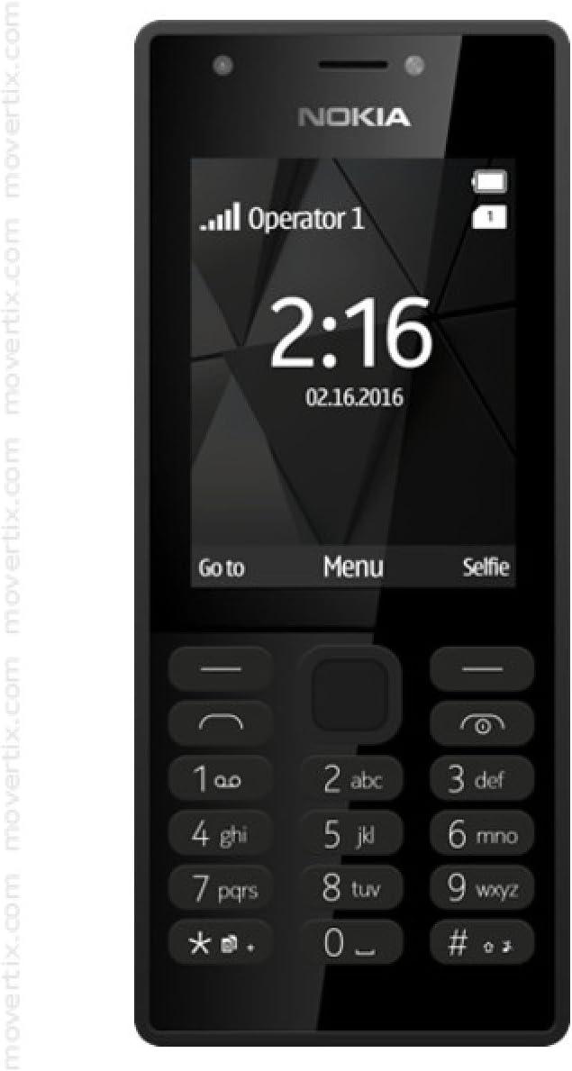 Nokia 216 DS - Móvil con Teclas Grandes (2.4