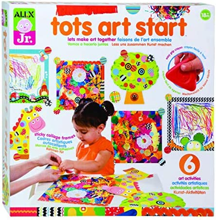 Alex Discover Tots Art Start (更新)