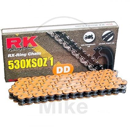 Catena O Ring Ox Ring.Amazon Com Rk X Ring Arancione 530xsoz1 112 Catena Aperta Con