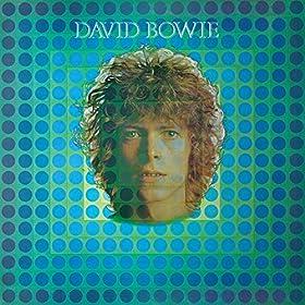 Download mp3 full flac album vinyl rip Space Oddity - David Bowie - Space Oddity (Vinyl, LP, Album)