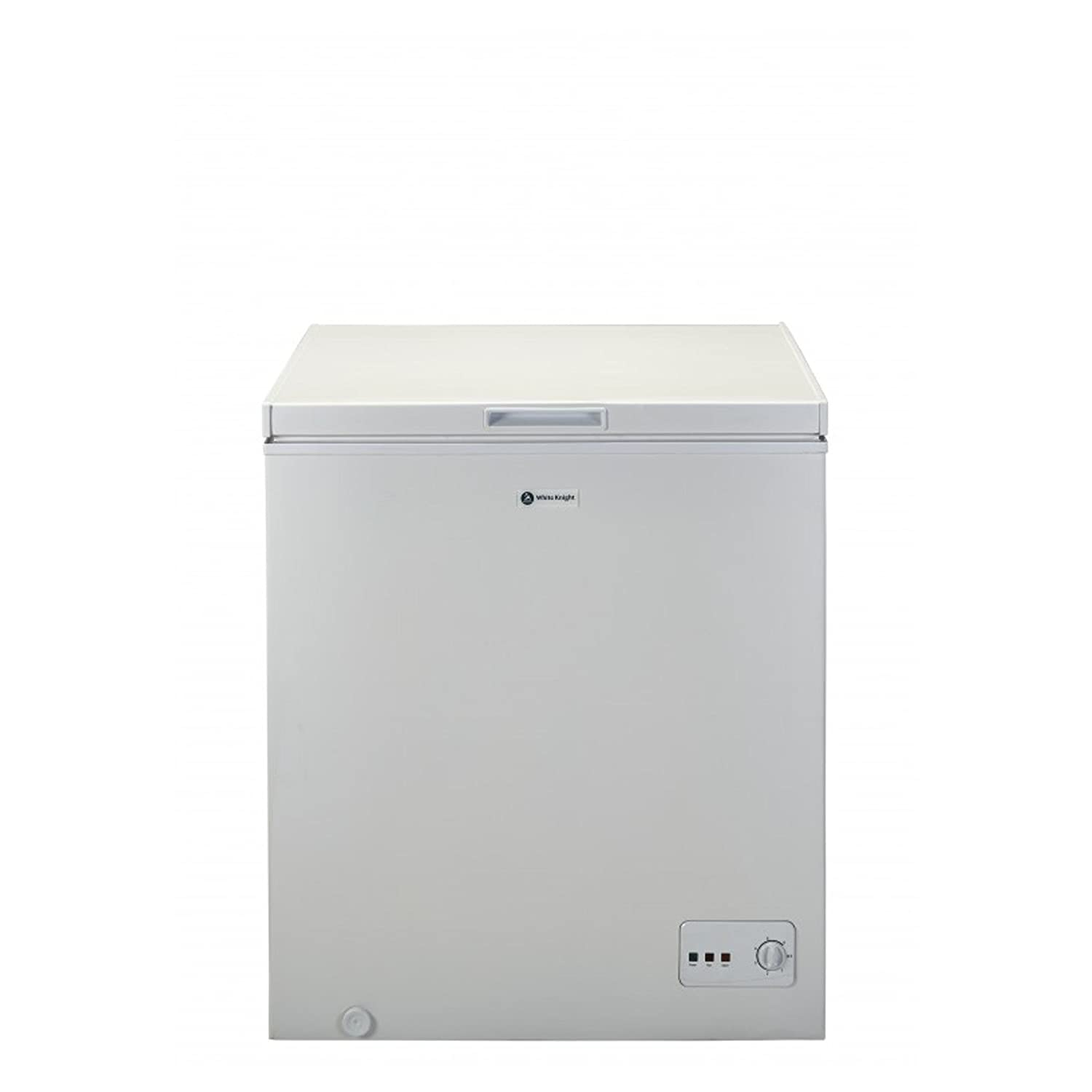 White Knight CF142M 73cm Wide 142 Litre Chest Freezer - White [Energy Class A+]
