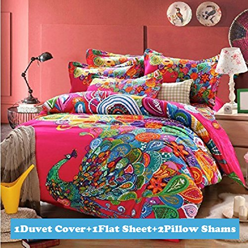 Bohemian Colorful bedclothes Comforter comforter product image