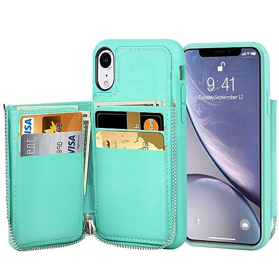 Amazon Com Lameeku Wallet Case Apple Iphone Xr 6 1 Inch