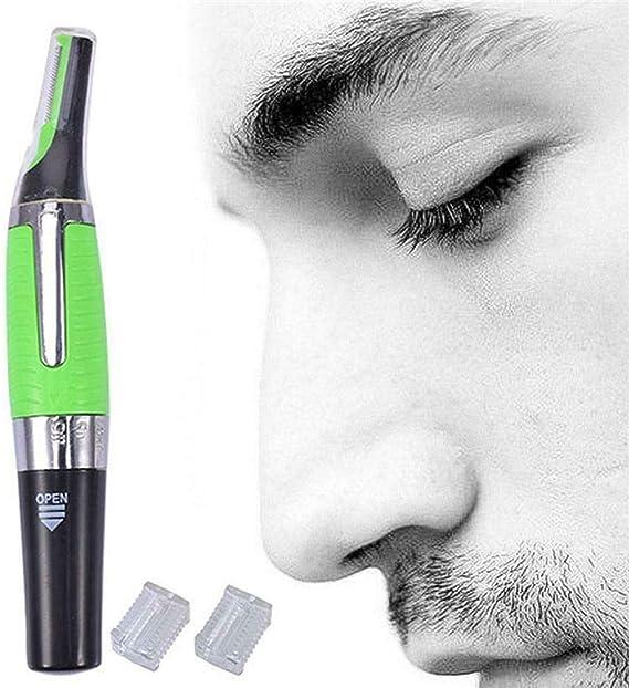 SimpliSIM: Cortapelos eléctrico para nariz, oreja, cuello ...