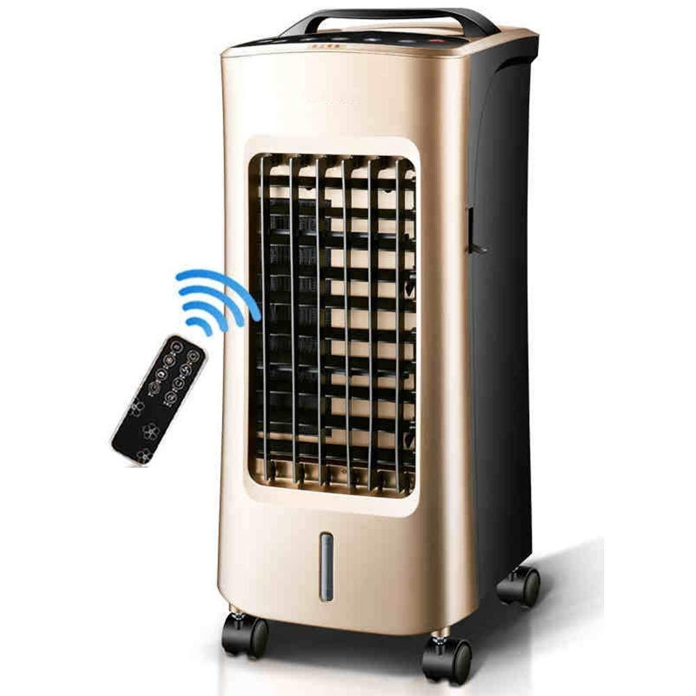 Acquisto QYYlfj Ventilatori Domestici 4 in 1, Dispositivo di Raffreddamento, Purificatore d'Aria, Umidificatore E Riscaldatore, 3 Impostazioni di velocità, 12 Ore di Timer, Telecomando per Il Ad Area Estesa Prezzi offerte