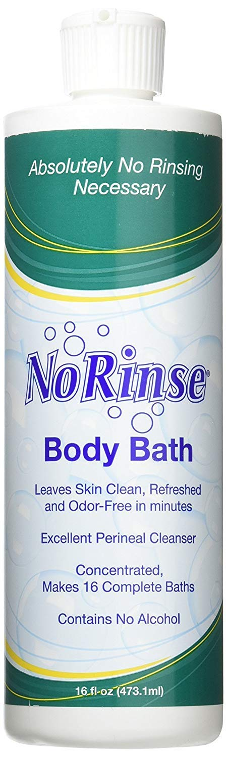 No-Rinse Body Bath - 16 fl oz
