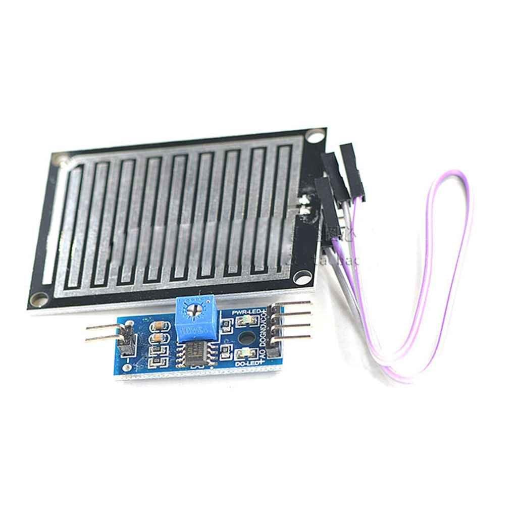 Kineca Neve//Pioggia di rilevamento del modulo del sensore Pioggia Meteo modulo di umidit/à per Arduino