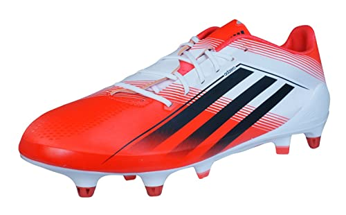 watch 7c769 ce044 adiZero RS7 Pro XTR SG Rugby Boots Solar Red Black Running White - size