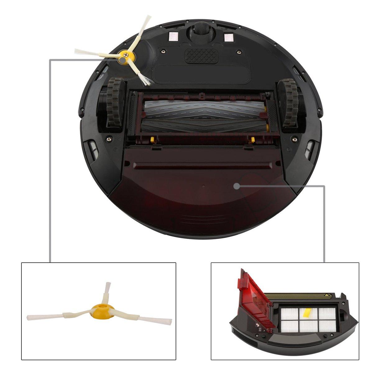 POWER-XWT Replacement Roomba Accesorios para IRobot Roomba 800 805 860 861 870 871 880 885 890 900 960 980 Recambio de Filter: Amazon.es: Hogar