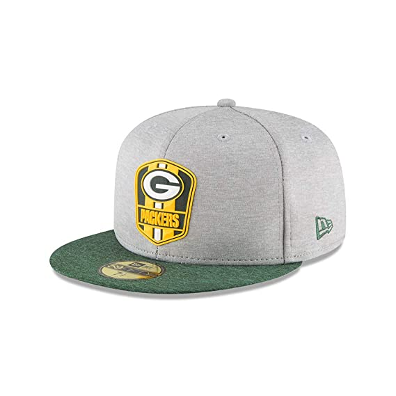 6f200e00 New Era Women Caps/Fitted Cap NFL Green Bay Packers 59 Fifty: Amazon ...