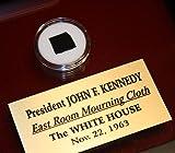 JFK Funeral CLOTH, KENNEDY Mass Memorial