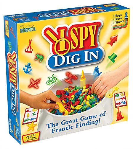 I SPY Dig In (Board Game Ispy)