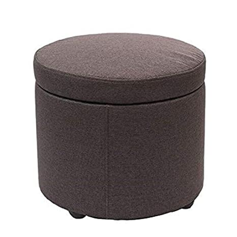 Surprising Guook Ottomans Home Furniture Round Storage Box Stool Gmtry Best Dining Table And Chair Ideas Images Gmtryco