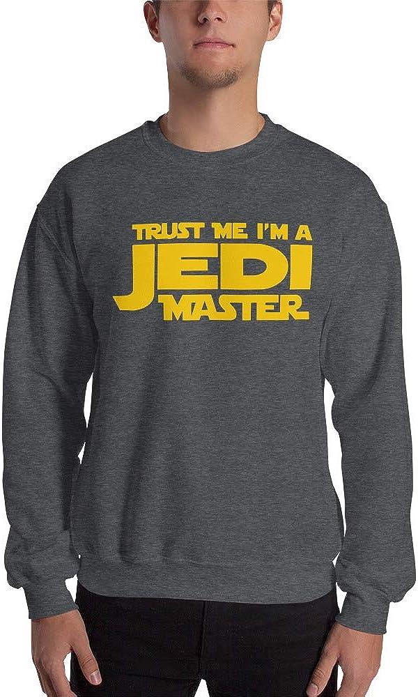 Trust Me Im a Jedi Master Knight Crest Unisex Sweatshirt