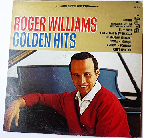Roger Williams: Golden Hits [Vinyl LP]