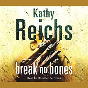 Break No Bones Audiobook