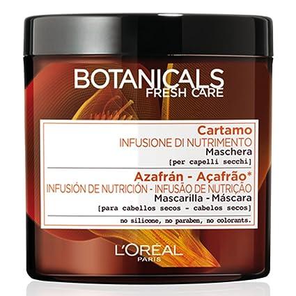 LOreal Paris Botanicals Mascarilla Botanicals Infusión de Nutrición para Cabellos Secos - 200 ml