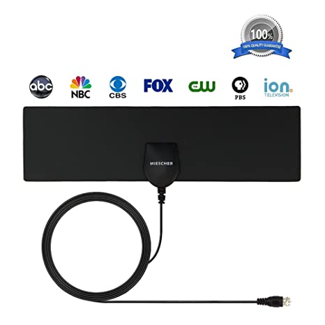 Review HDTV Antenna, MIESCHER Indoor