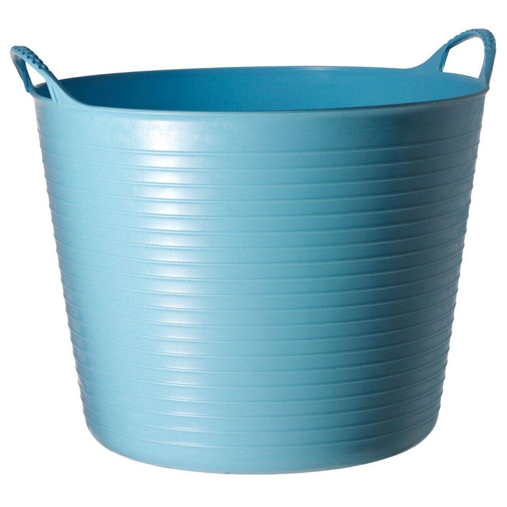 Tubtrugs Cubo Flexible, Azul, 9.5x9.5x7 cm, SPMICRO.BL SPMICBL