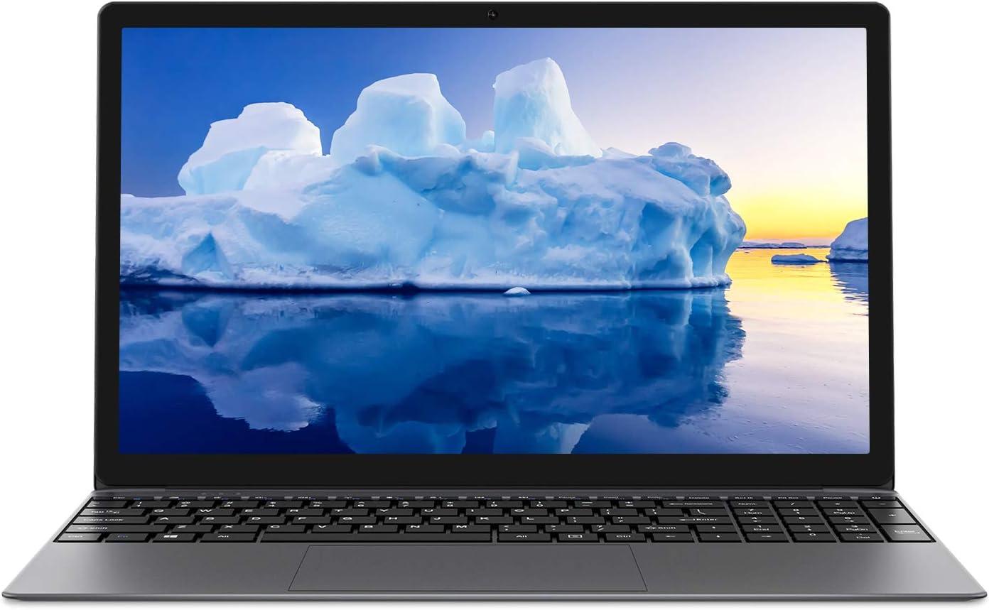 BMAX Laptop Computer 15.6 inch 8GB DDR4 RAM 128GB SATA SSD Intel Quad-Core Celeron N4100, Windows 10 Thin and Light Laptop, Expandable 1TB SSD, HDMI, USB 3.0, 802.11AC WiFi+BT 5.0