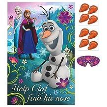 Disney Frozen Party Game (Each)