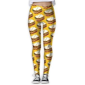 Abfind Pantalones de Yoga Ajustados para Mujer Sandalias de ...