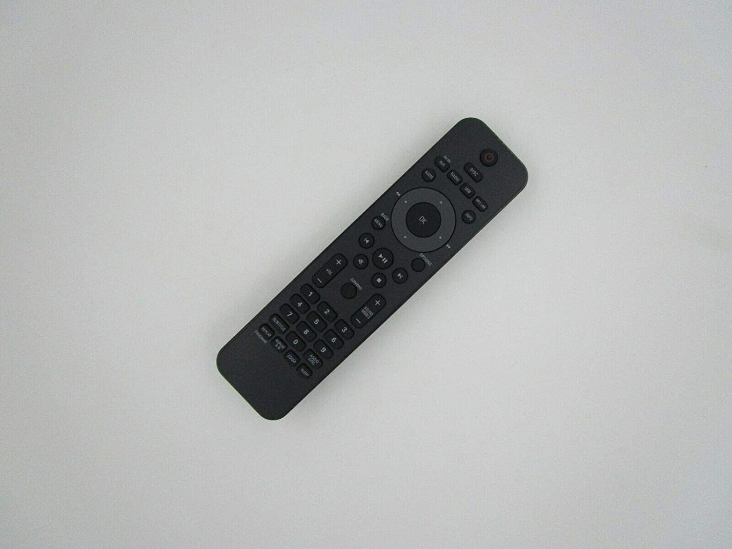 Replacement Remote Control for Philips HES4900 HSB2351/F7 HSB2351/55 DVD Home Theater System