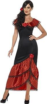 Traje típico español Vestido Flamenca Carmen M 40/42 Ropa ...