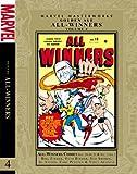 Marvel Masterworks: Golden Age All-Winners - Volume 4