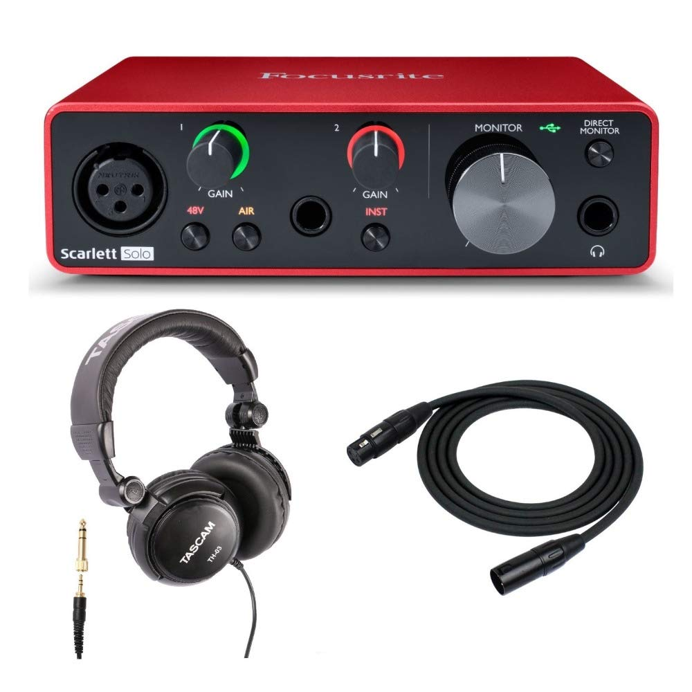 Audio > Estudio de Grabación > <b>Interfaces de Audio</b>