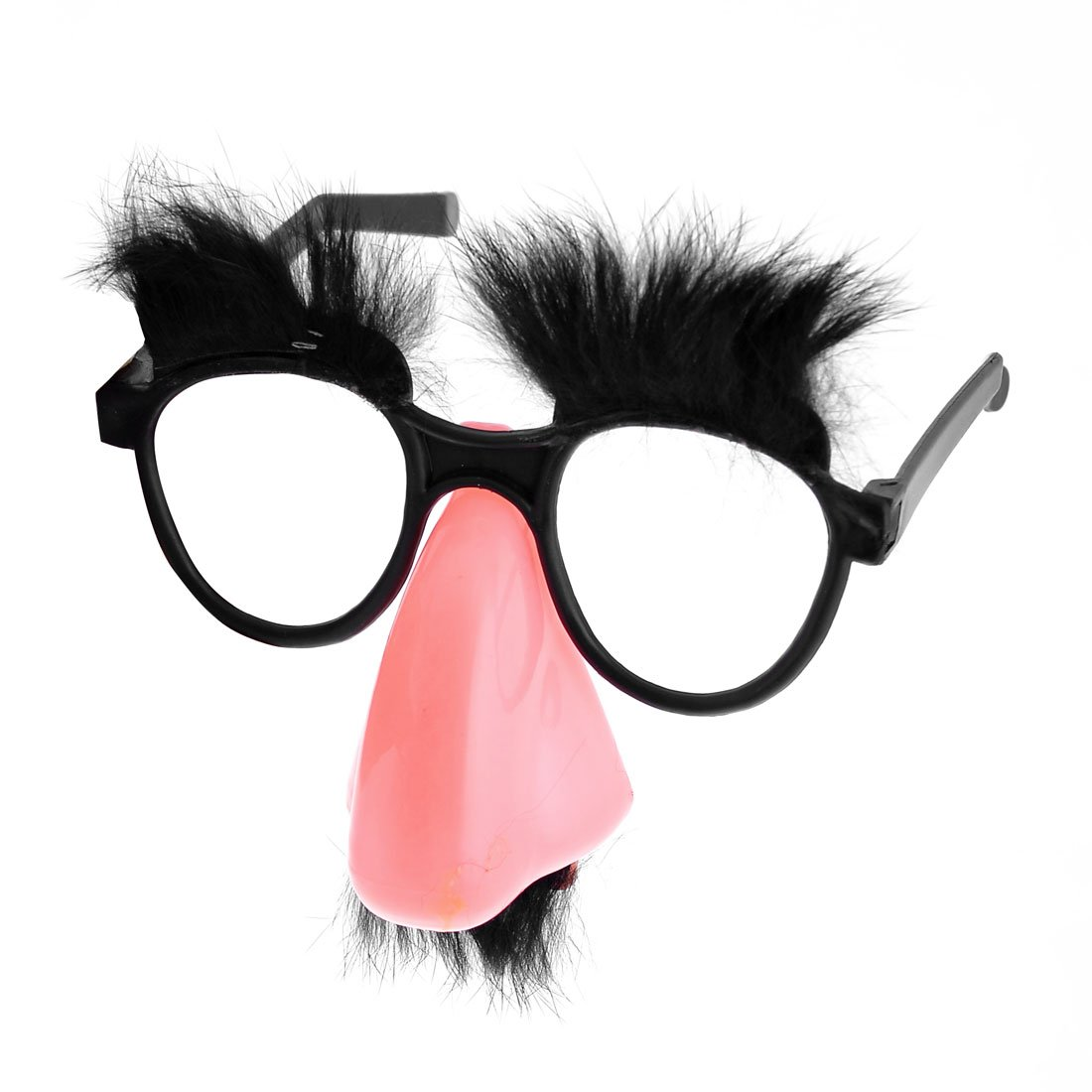 Amazon Groucho Glasses Nose Eyebrows And Fuzzy Mustache