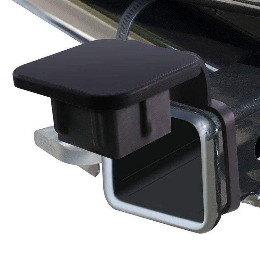 Folluer Rubber Trailer Hitch Cover Fits 2 Receiver
