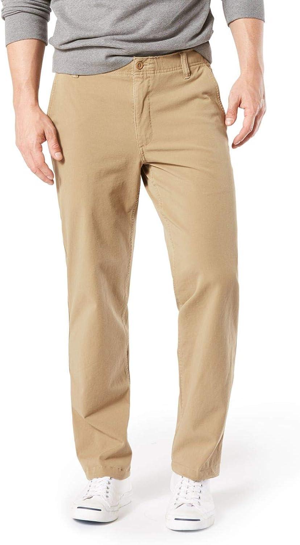 Dockers Men's Big & Tall Big and Tall Downtime Khaki Smart 360 Flex Pants