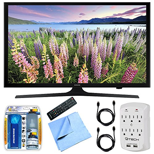 Samsung UN50J5000 - 50-Inch Full HD 1080p LED HDTV Essentials Bundle includes 50-Inch LED HD TV,...
